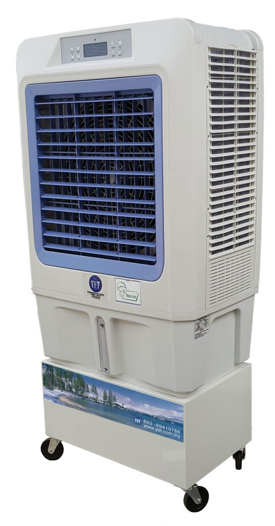 High Pressure Air Cooler : Industrial evaporative air cooler yet the best there is